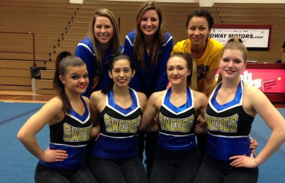 Photo for Dance Takes Second at KCAC Invitational