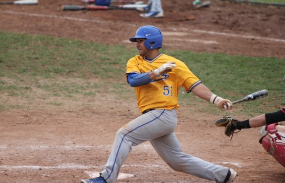 Photo for Baseball Clinches Final Spot in KCAC Tournament With Split at McPherson