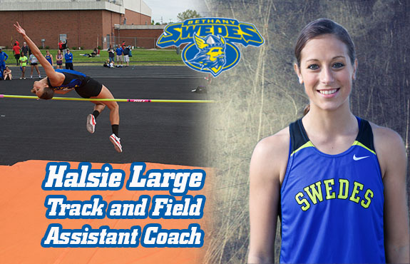 Photo for Bethany Announces Large as Assistant Track and Field Coach