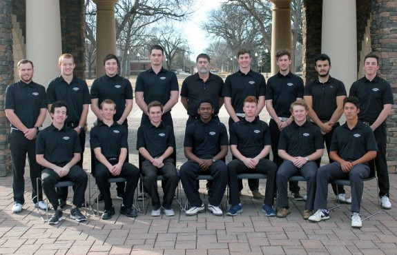 Photo for Men�s Golf Finishes Third at KCAC Championships