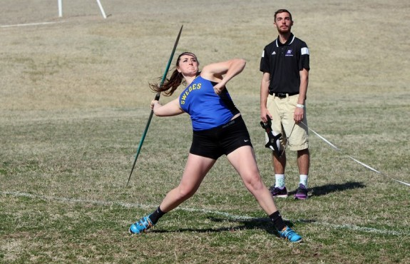 Photo for Burton Crowned Three-Time NAIA All-American with Fifth Place Finish in Women's Javelin at Nationals