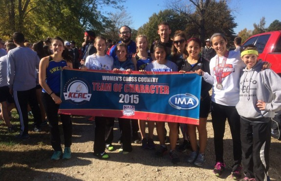 Photo for Cross Country Concludes Season at KCAC Championships