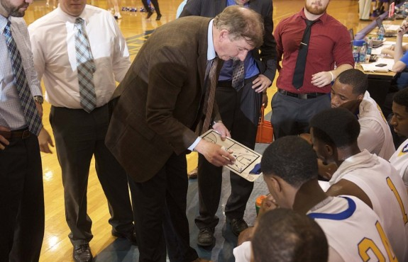 Photo for Longtime Bethany Basketball Coach Announces Retirement from Coaching