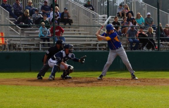 Photo for Swedes Baseball Works in Offensive Battle at Oklahoma Wesleyan