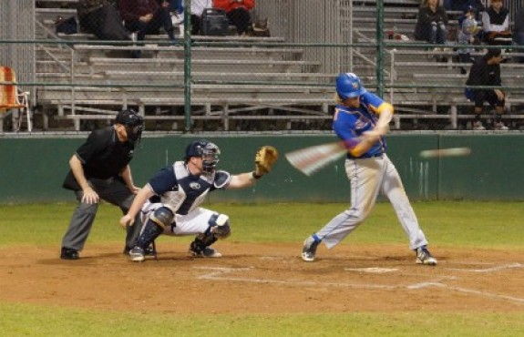 Photo for Three Swedes Homer in Slug-fest with Central Christian