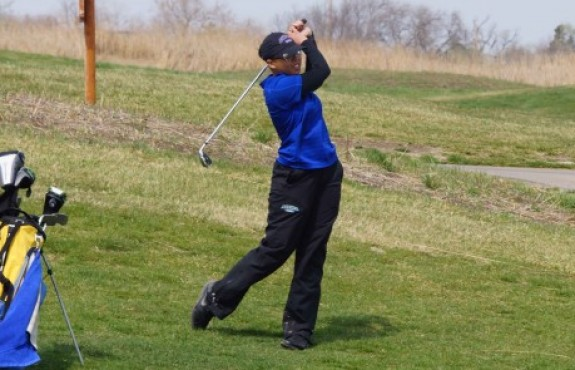 Photo for Bryant Earns KCAC Women's Golfer of the Week Honors