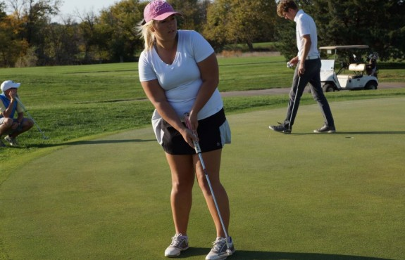 Photo for Swedes Return to the Links at KWU Invitational