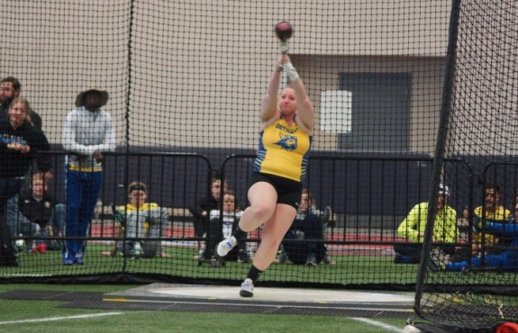 Photo for Johnson Qualifies for Nationals at UCM Classic
