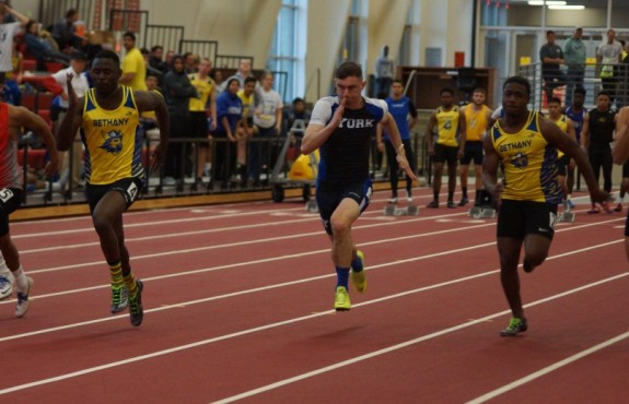 Photo for Swedes Track and Field Starts Outdoor Season with Success in Sterling