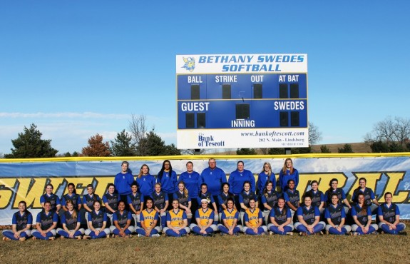 Photo for Three Softball Swedes Named Daktronics-NAIA Scholar-Athletes, Ten Named NFCA All-America Scholar-Athletes