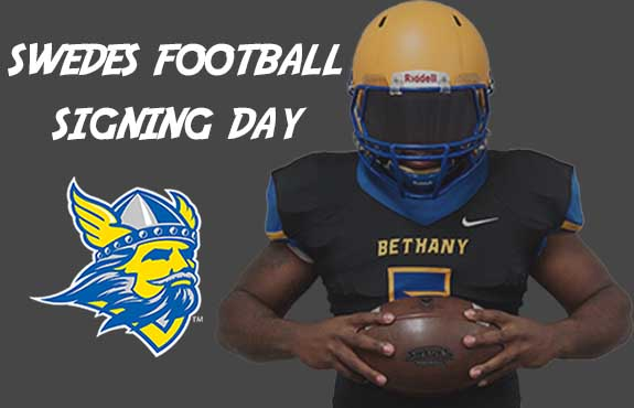 Photo for Swedes Football Signs 26 on National Signing Day