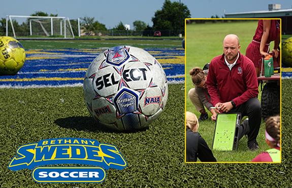 Photo for Bethany College Hires Justin Olson as Head Women's Soccer Coach