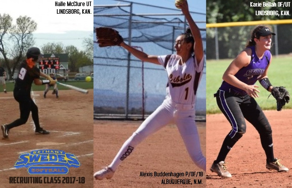 Photo for Softball Adds Three to 2017-2018 Recruiting Class