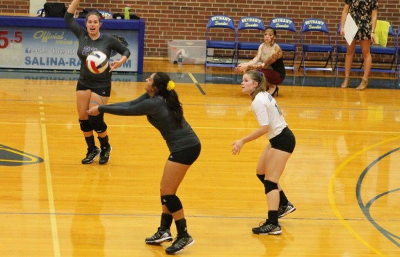 Photo for Bethany Volleyball Drops Four-Set Heart-breaker to Friends