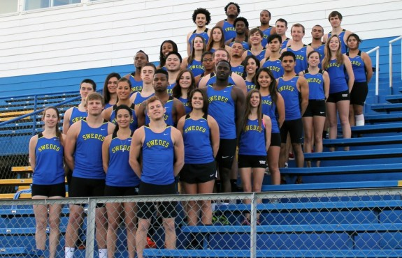 Photo for Seven Swedes Named 2016 Daktronics-NAIA Men's and Women's Indoor and Outdoor Track and Field Scholar-Athletes