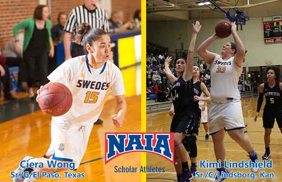 Photo for Lindshield and Wong Earn NAIA Scholar-Athlete Awards