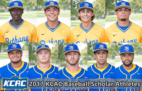 Photo for Nine Swedes Earn KCAC Baseball Scholar Athlete Honors