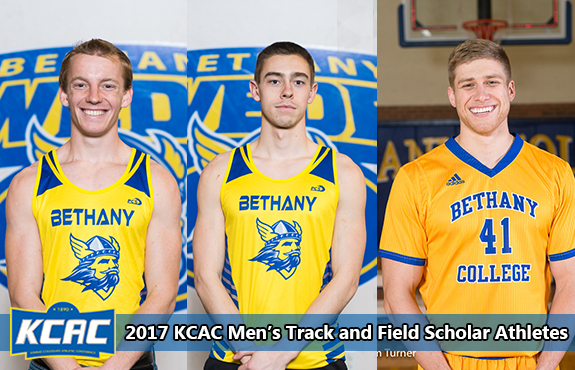 Photo for Frost, Smucker, and Merzwinski Earn KCAC Scholar Athlete Honors