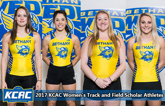 Photo for Bethany Women's Track and Field Land Four on KCAC Scholar Athlete List