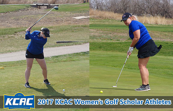 Photo for Bills And Pauls Earn KCAC Women's Golf Scholar Athlete Honors