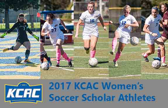 Photo for Women's Soccer Lands Five on KCAC Scholar Athlete List