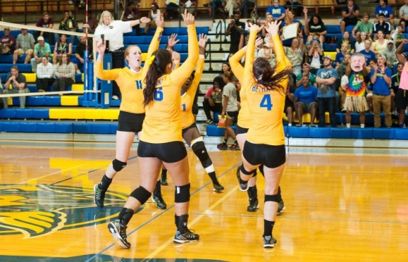 Photo for Volleyball Tabbed to Finish Eighth in KCAC Preseason Poll