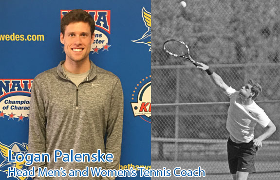 Photo for Palenske Named Bethany Head Tennis Coach