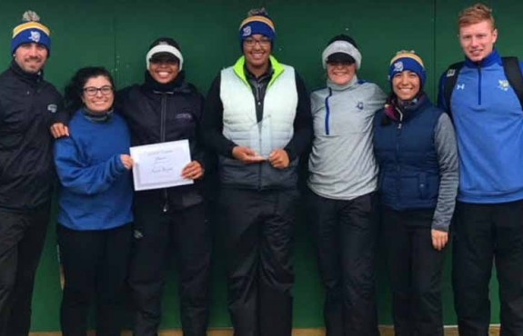 Photo for Swedes Take Second in Shortened Central Fall Invite